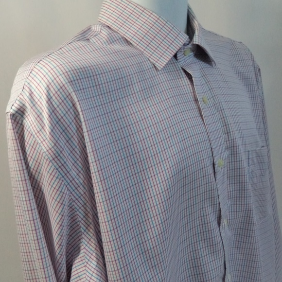 350b5ff82 Forsyth of Canada Shirts | Non Iron Tailored Fit Shirt | Poshmark